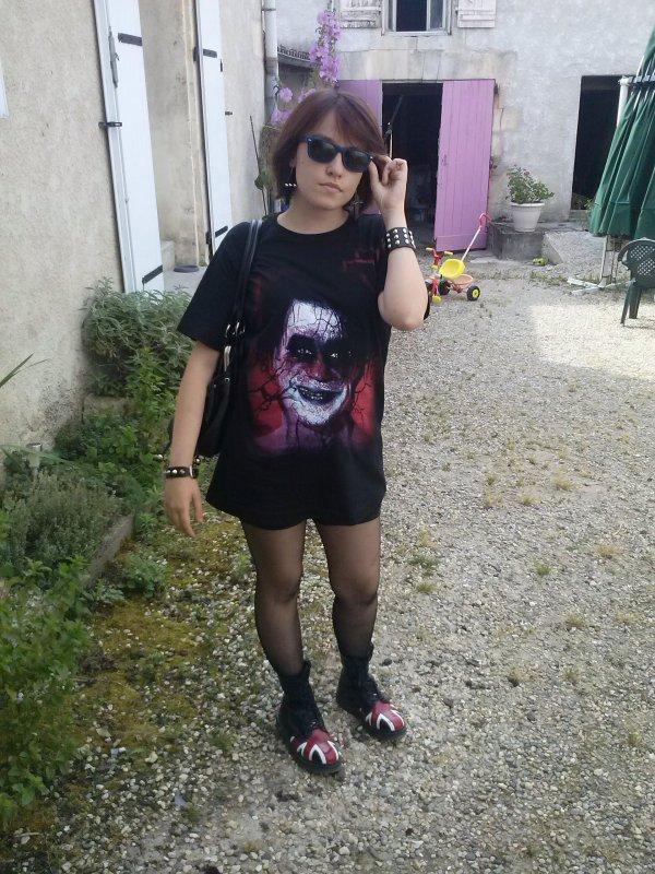 Mon nouveau tee-shirt de Rammstein *^*