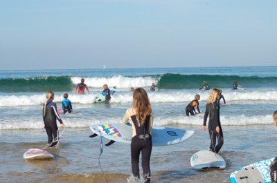 CENTRE ENTRAINEMENT DE SURF  SPIRIT CLUB ECOLE QUIBERON 2011