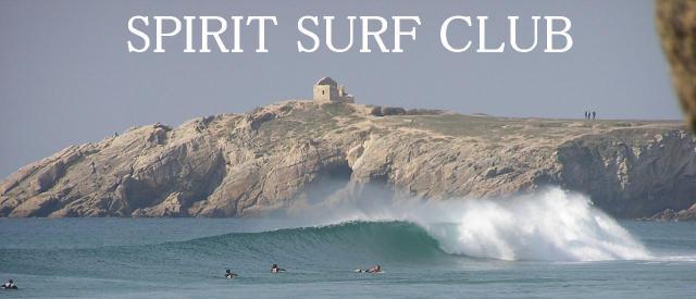 SPIRIT SURF CLUB ECOLE DE SURF PRESQU ILE QUIBERON 56 MORBIHAN BRETAGNE