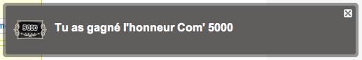 Objectif cinq millième com's enfin atteint ! :D  Un immense merci à WinxClubUnivers et Merveilleuse-Winx !