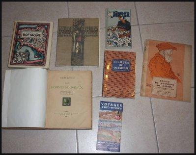 les livres et revues illustrés par Georges Geo Fourrier