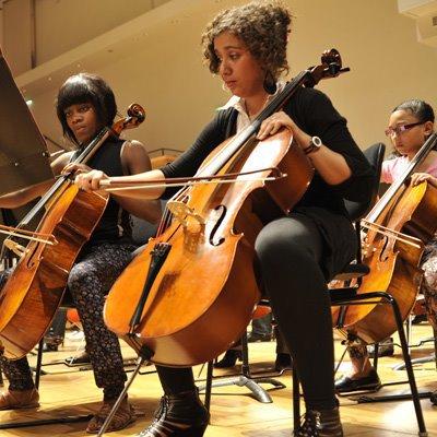 Eh oui je suis violoncelliste et fier !