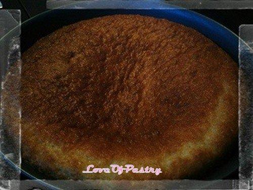 Gâteau milanaise ou au yaourt de maman