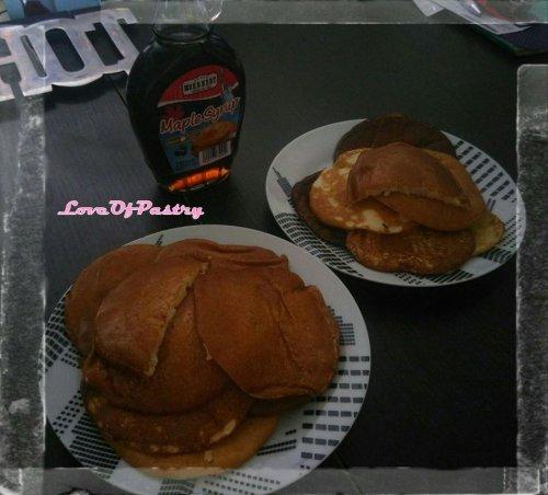 Pancakes prêt a l'emploi