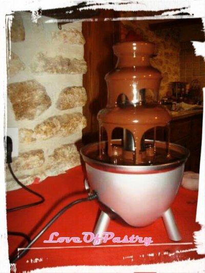 Fondue au chocolat #2