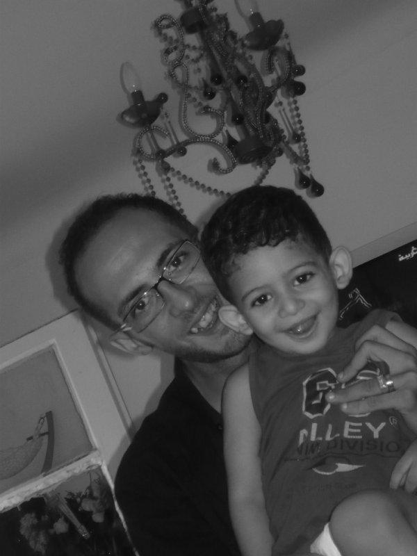 moi et mon cousine