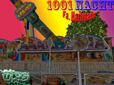 1001 nuits 3D