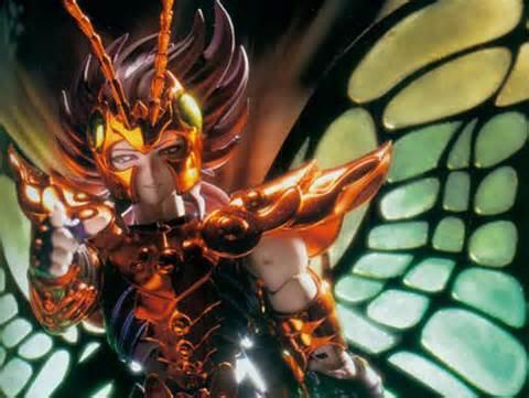La Figurine Myth Cloth de Myu du Papillon