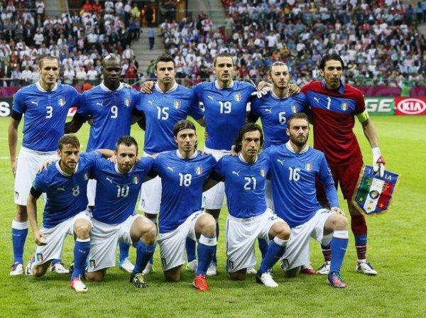equipe de l italie  ♥♥♥♥