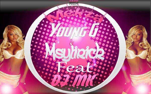 Atc Msylirik Young G & Mekza (Moombah Dj Mk) 974 (2015)