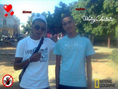 Moi et mon amie <3