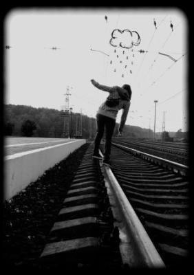 On vit puis on oublie ce que c'est la vie ...