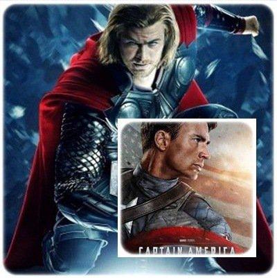 Thor / Captain America