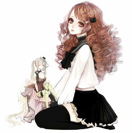 Atsu & her Lolita Wardrobe