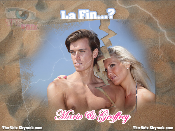 Marie & Geoffrey: La Fin! // Geof:Quelle Sanction?