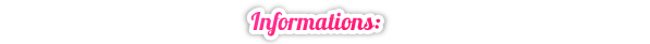 ESTIMATIONS DES QUATRIÈMES NOMINATIONS: CAPUCINE/CAROLINE/GINIE !