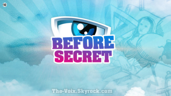 BEFORE SECRET : C'EST MAINTENANT!