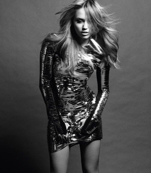 Miley Cyrus **********************************Noir et Blanc