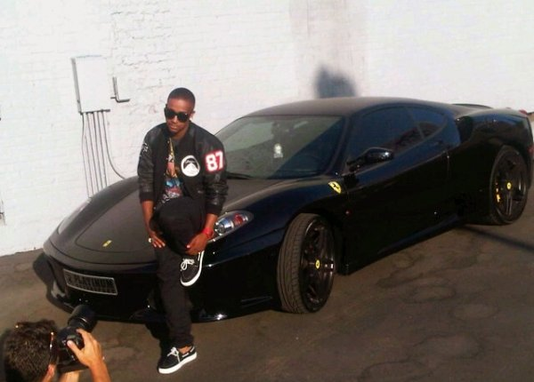 __________Behind The Scenes Of Omarion's Photo Shoot  _____________________@ Platinum Motorsport Worldwide Group