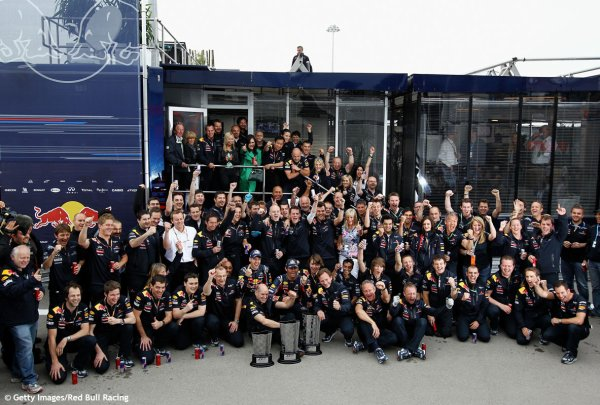 Grand Prix de Turquie a Istanbul 2011