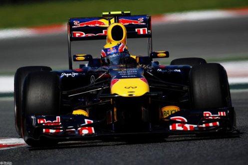 Vettel enfin battu...ouffff