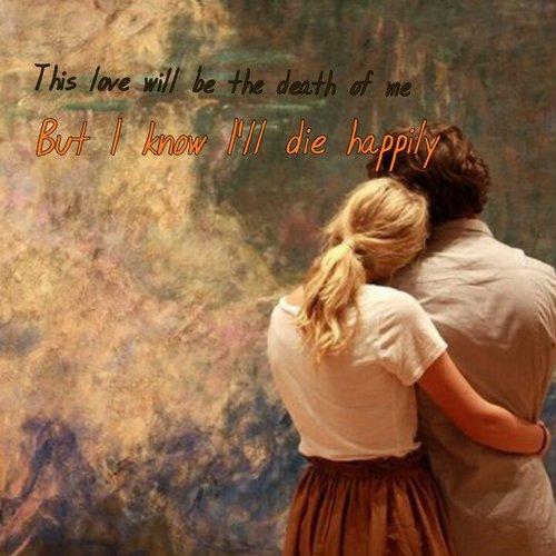 """""""""""Tu es le genre d'amour que je veux ,laisse moi l'avoir . Je vais t'aimer pour toujours,je ne vais pas te quitter""""♥Come on and get it"""