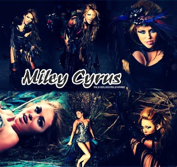 Miley Ray Cyrus : Qui rêverait d'une vie comme les autres.