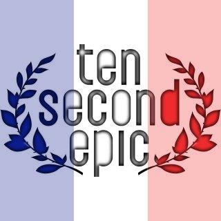 Street Team française de Ten Second Epic