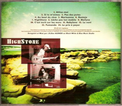 HighStone New CD Album