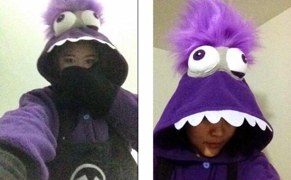 MY Evil Minions Kigurumi