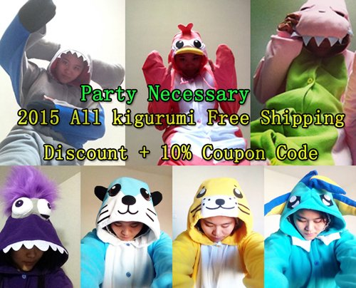 Sale - pajama kigurumi products