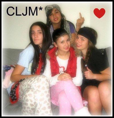 Cyrine , Léa , Julie , Maéva.
