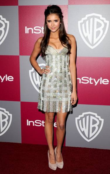 Nina Golden Globes Party 2011