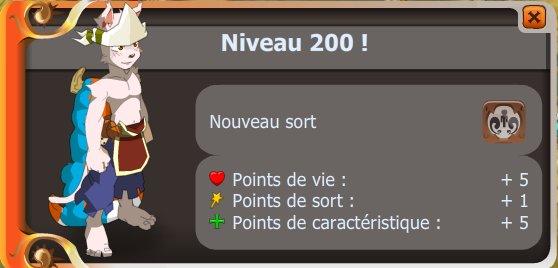 Cyborg level 200 !