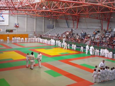 Voila La Mdj Maison Du Judo Au Salut Rei
