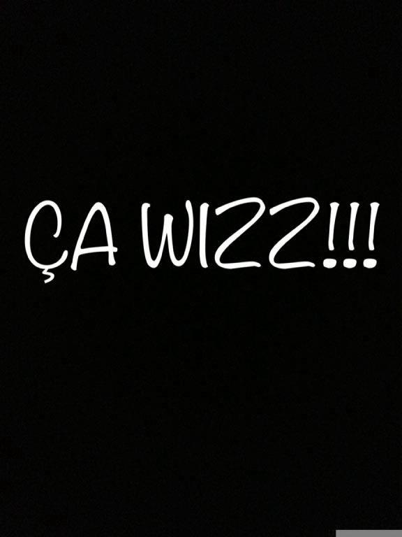 """LE GENERAL BENKHOFF """" CA WIZZ """""""