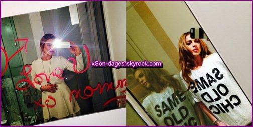 ♥ (Flashback) 16/09/13 : Lindsay à NYC + Quelques photos personnelles de Lindsay + Macklemore a posté des photos d'eux sur son Instagram ♥