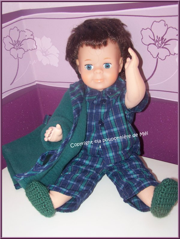 Pyjama et chemise de nuit