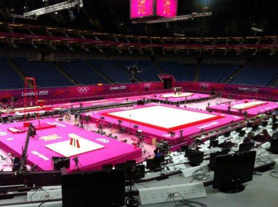 Salle Olympique