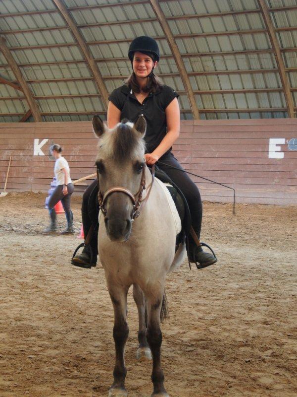 Le bonheur c'est d'appartenir à un cheval <3