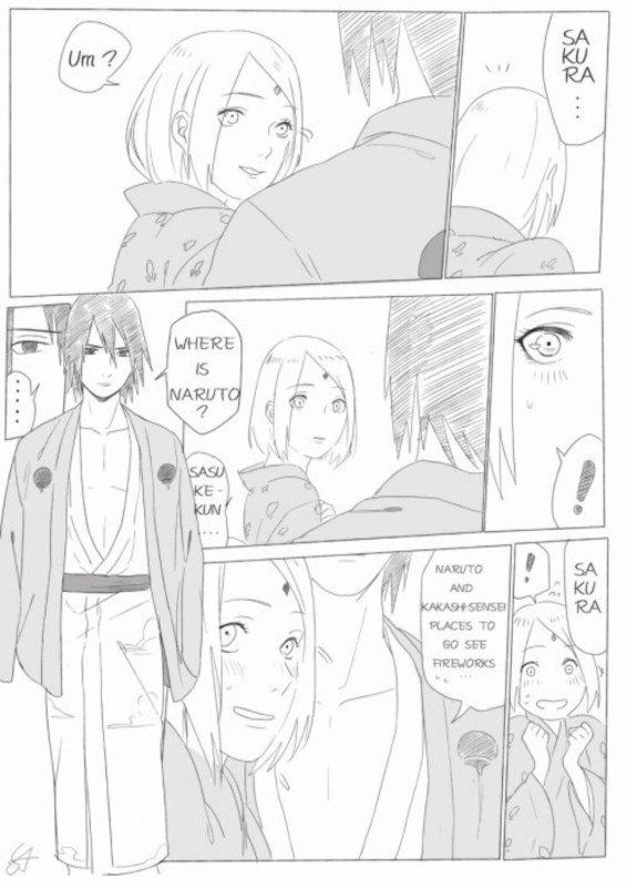 SS doujinshi 2 ♡