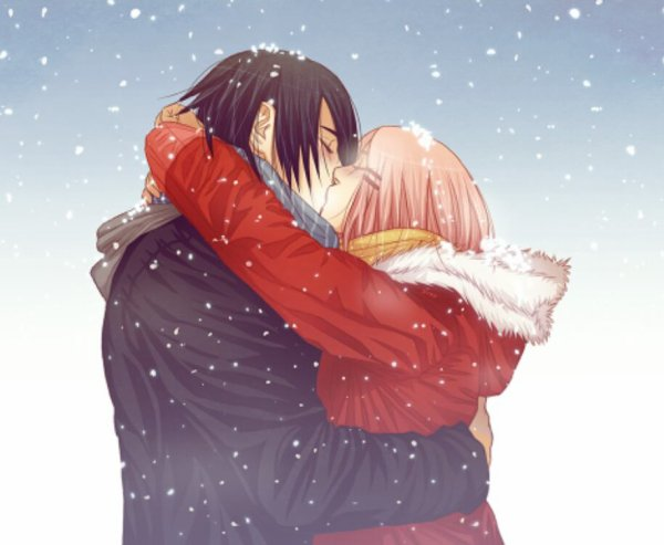 SS kiss......♡