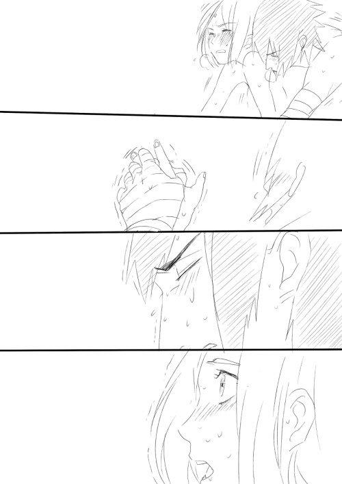 SasuSaku doujin 4 partie 1