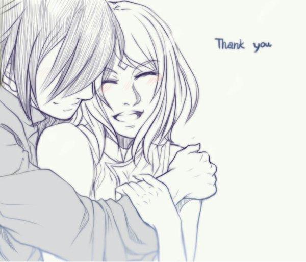 Ah tu peux lui dire merci ! Idiot ! :')