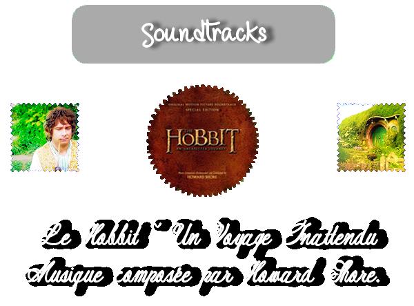 Article de Soundtracks ~ Un Voyage Inattendu.