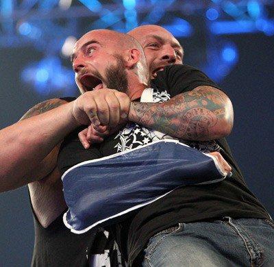 CM Punk & Big Show