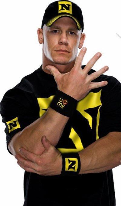 John Cena en Nexus