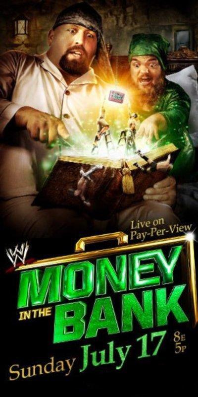 Résultats de Money in the Bank 2011
