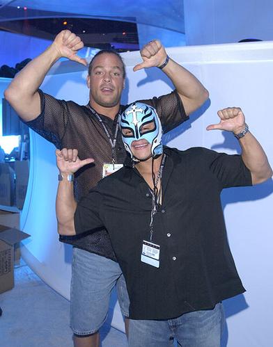 RVD & Rey Mysterio
