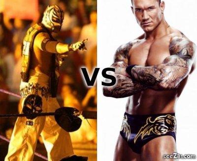 Rey Mysterio vs Randy Orton